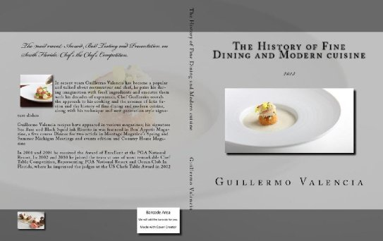 Guillermo Valencia Chef & Restaurateur