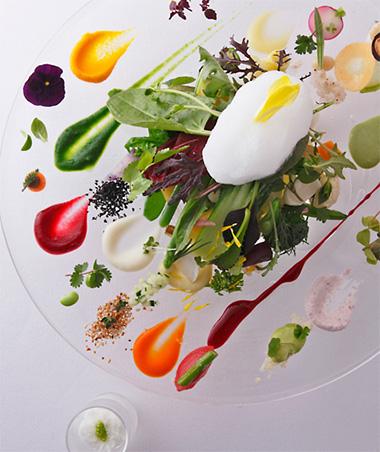 salad japan