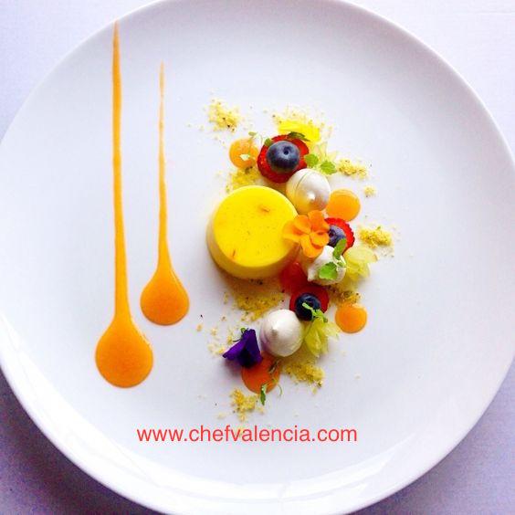 saffron-pannacota